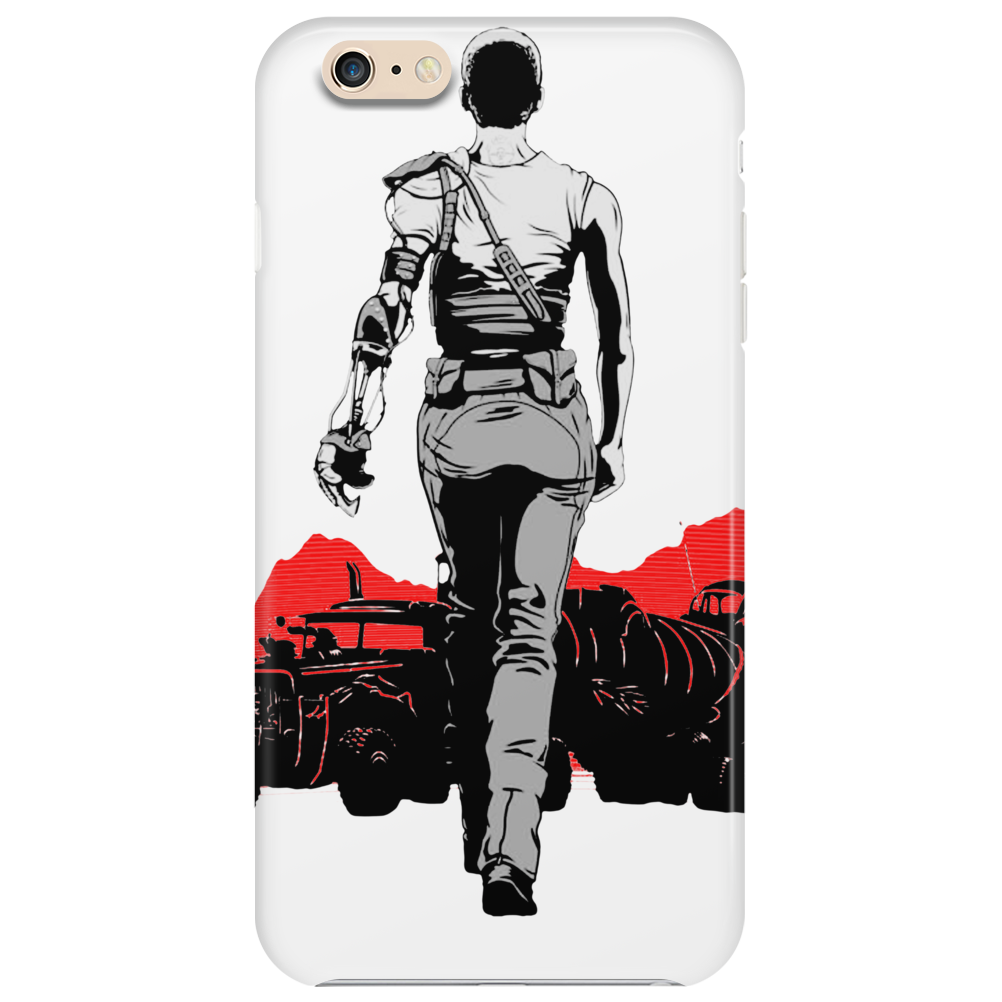 Lovely Day for Redemption Phone Case