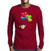 Lover Mens Long Sleeve T-Shirt