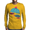 LOVERS UMBRELLA Mens Long Sleeve T-Shirt