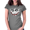 Low Poly Joker Womens Fitted T-Shirt