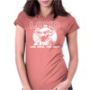 LOYO Womens Fitted T-Shirt