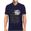 LS All The Things Mens Polo