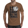 LS All The Things Mens T-Shirt