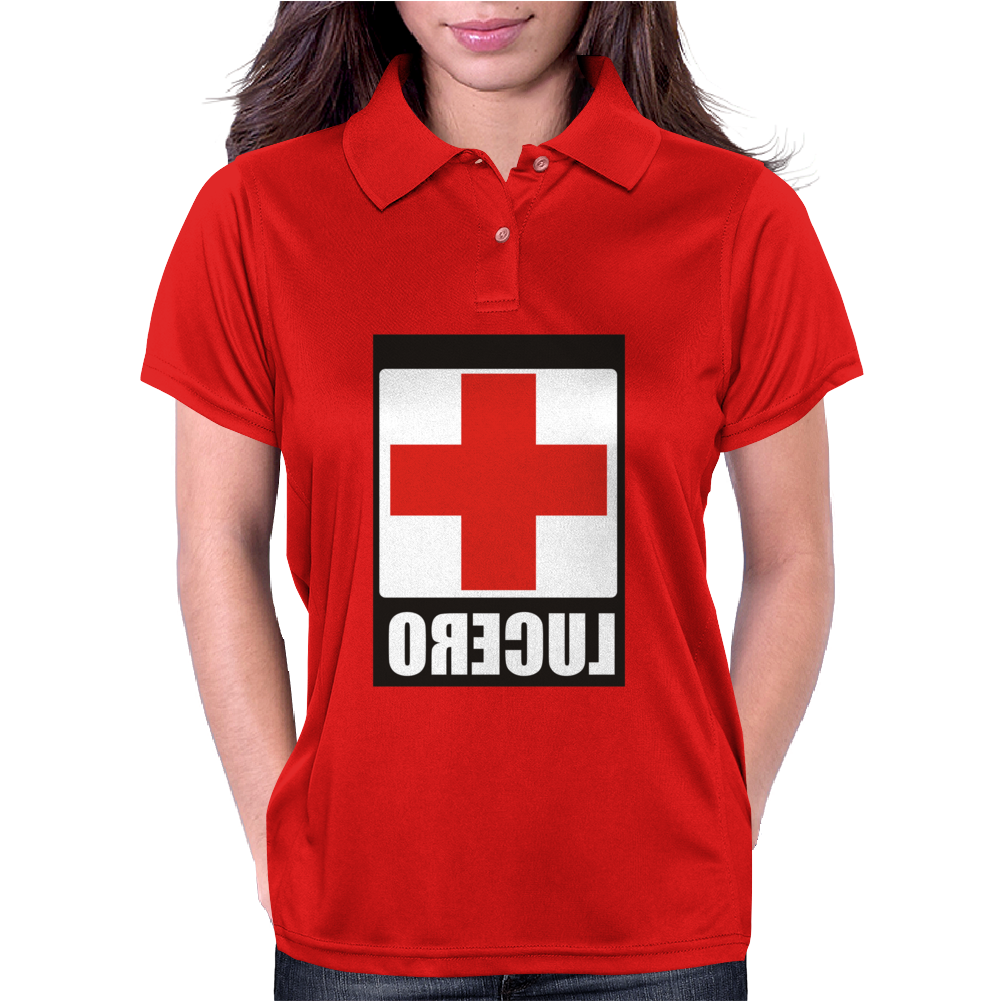 Lucero Cross Schmitt Stix 72 Womens Polo