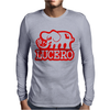 Lucero Elephant Grey Mens Long Sleeve T-Shirt