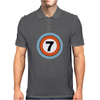 Lucky Number Seven Mens Polo