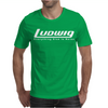 Ludwig Everything Else Is Noise Mens T-Shirt