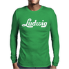 LUDWIG new Mens Long Sleeve T-Shirt