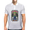 Luigi Original Player Ideal Birthday Present or Gift Mens Polo