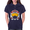 Luke X-Wing Helmet Womens Polo