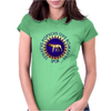 Lupa Capitolina - The Capitoline Wolf Womens Fitted T-Shirt