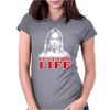 LUST FOR LIFE IGGY POP ROCK Womens Fitted T-Shirt