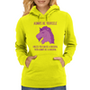 lways Be Yourself... Womens Hoodie