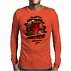 Machine Heart Mens Long Sleeve T-Shirt