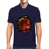 Machine Heart Mens Polo