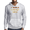 Mad Max a World without Hope Mens Hoodie