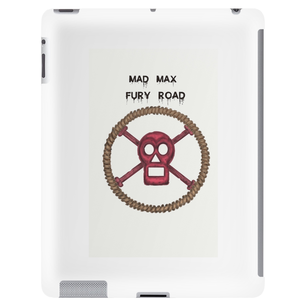 Mad Max Steering Wheel Tablet