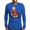 Mad? Mens Long Sleeve T-Shirt