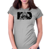 Mad Womens Fitted T-Shirt