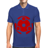 MADARA Eternal Mangekyo Sharingan Naruto Mens Polo