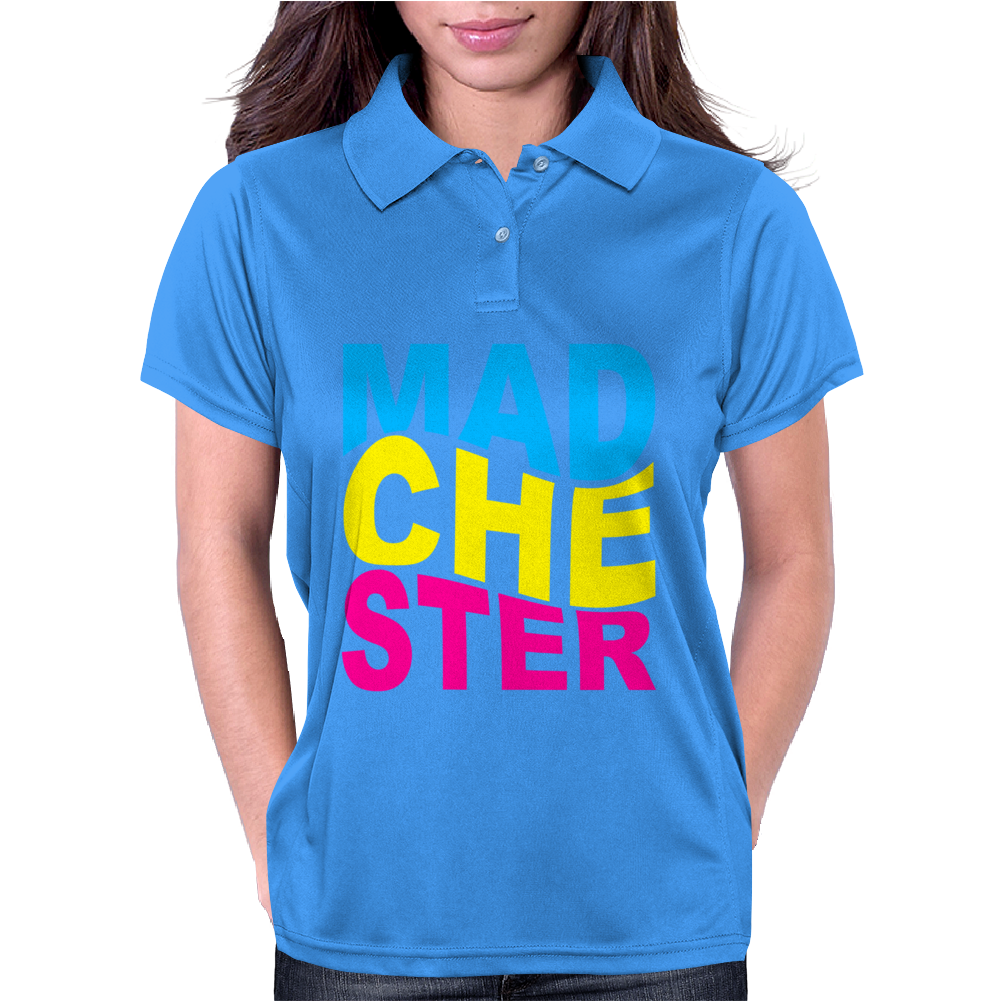 Madchester Music Scene Womens Polo
