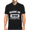 Made In 1948 Mens Polo