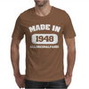 Made In 1948 Mens T-Shirt