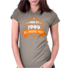 Made In 1949 All Original Parts Womens Fitted T-Shirt