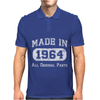 Made In 1964 Mens Polo