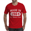 Made In 1964 Mens T-Shirt