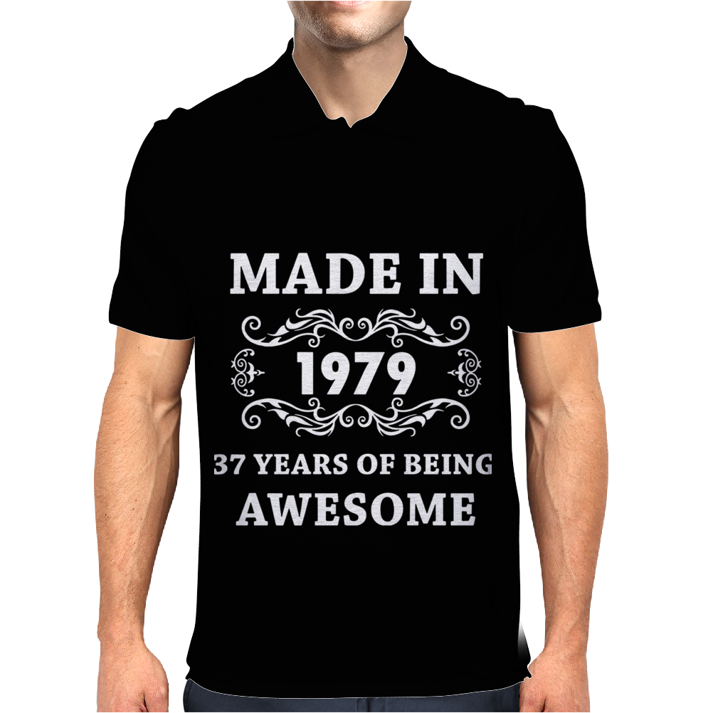 Made in 1979 Mens Polo