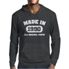 Made In 1990 Mens Hoodie