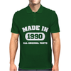Made In 1990 Mens Polo