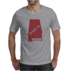 MADE IN ALABAMA Mens T-Shirt