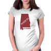 MADE IN ALABAMA Womens Fitted T-Shirt