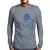 MADE IN ALASKA Mens Long Sleeve T-Shirt