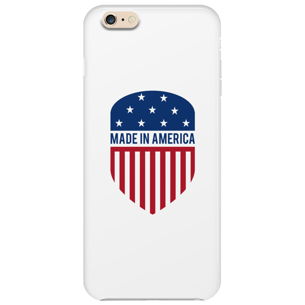 Made in America Shield Phone Case