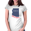 MADE IN ARIZONA Womens Fitted T-Shirt