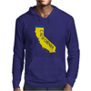 MADE IN CALIFORNIA Mens Hoodie