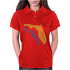 MADE IN FLORIDA Womens Polo