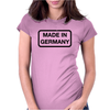 Made In Germany Womens Fitted T-Shirt