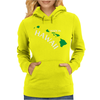 MADE IN HAWAII Womens Hoodie