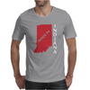 MADE IN INDIANA Mens T-Shirt