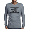Made In Japan Mens Long Sleeve T-Shirt