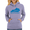 MADE IN KENTUCKY Womens Hoodie
