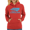MADE In NORTH CAROLINA Womens Hoodie