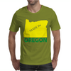 MADE IN OREGON Mens T-Shirt