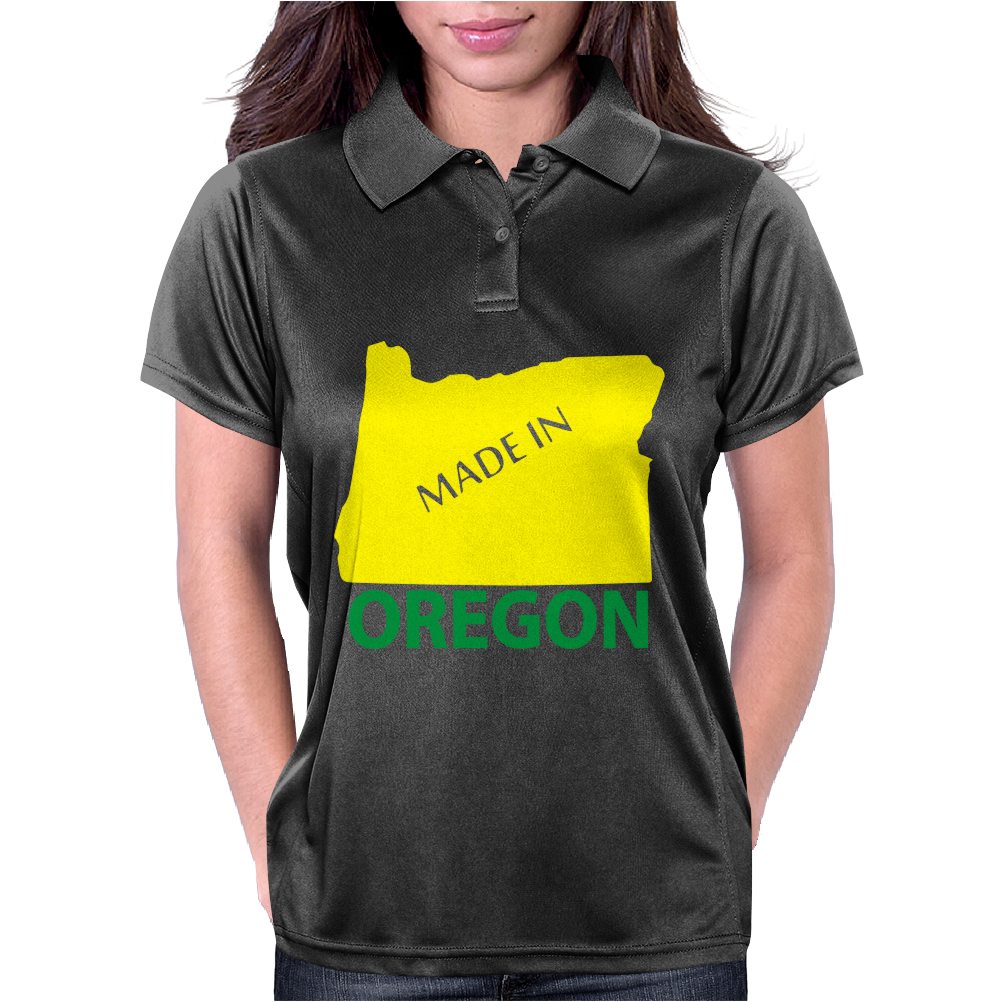 MADE IN OREGON Womens Polo