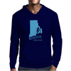 MADE In RHODE ISLAND Mens Hoodie