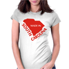 MADE In SOUTH CAROLINA Womens Fitted T-Shirt
